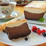 Շոկոլադով և սուրճով չիզքեյք