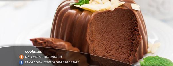 Շոկոլադե ժելե