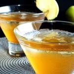 Խնձորով կոկտեյլ