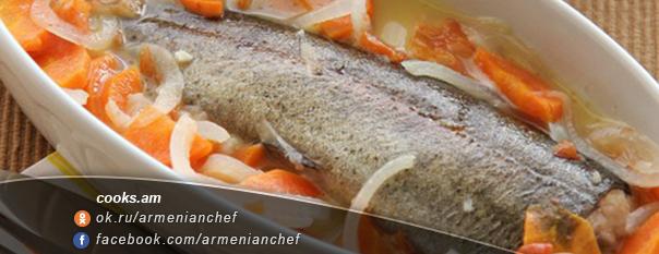 Ձուկ իշխան ֆրանսիական ձևով