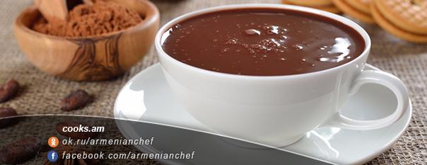 Տաք շոկոլադ