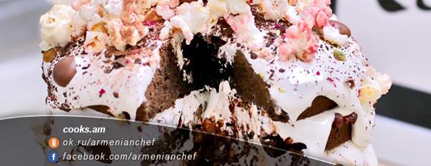 Շոկոլադե տորթ Ջեյմի Օլիվերից