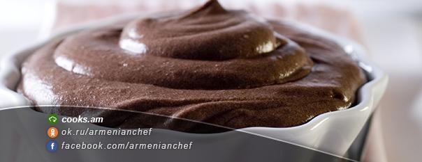 Շոկոլադե կրեմ «Փարիզիեն»