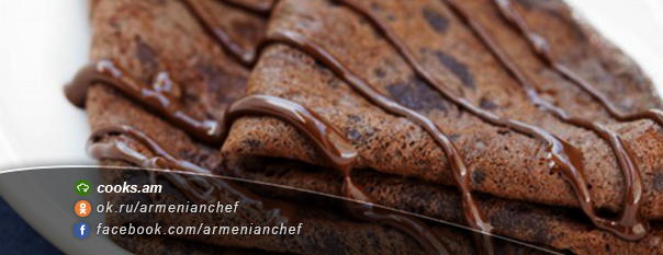 Շոկոլադե նրբաբլիթներ