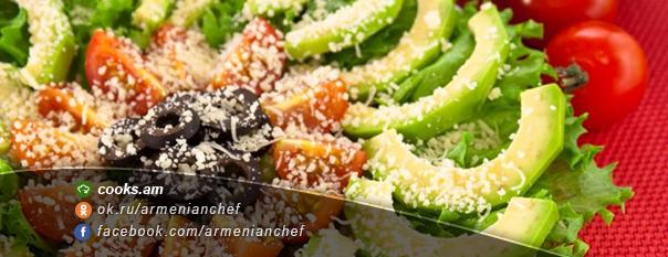 Բանջարեղենային խորտիկ