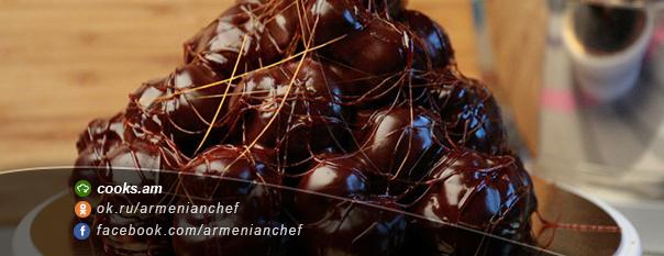 Կրոկեմբուշ շոկոլադով