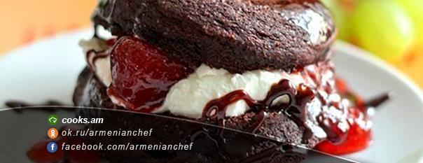Շոկոլադե մագքեյք