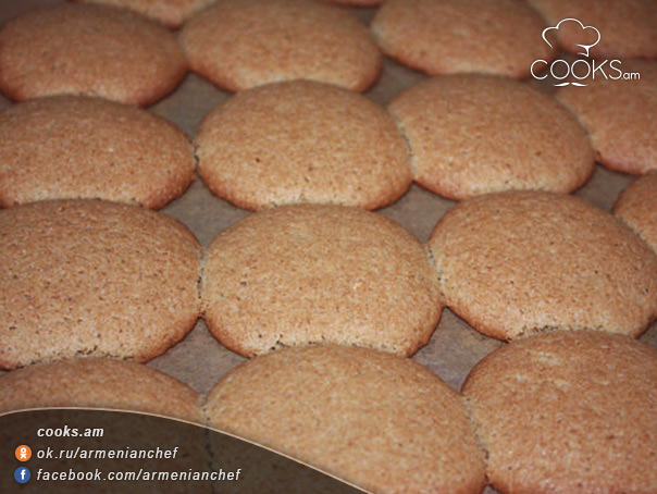 թխվածքաբլիթներ