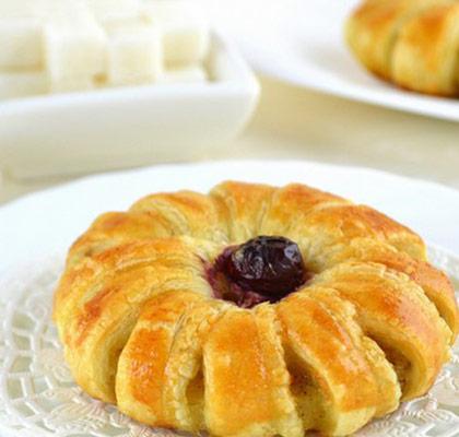 Արքայախնձորով-թխվածքաբլիթներ-1