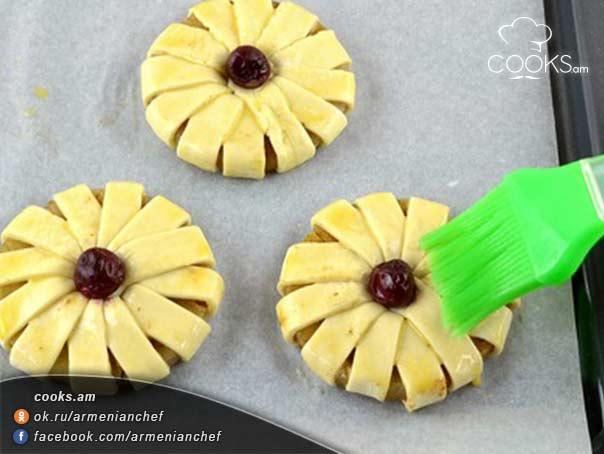 Արքայախնձորով-թխվածքաբլիթներ-10