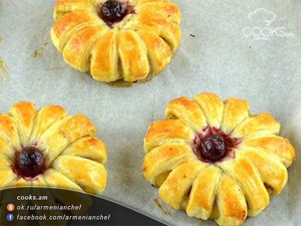 Արքայախնձորով-թխվածքաբլիթներ-11