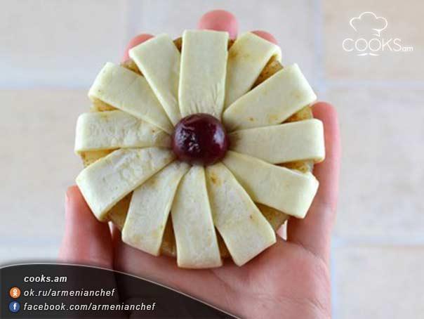 Արքայախնձորով-թխվածքաբլիթներ-9