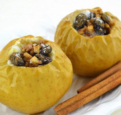 Լցոնած-խնձոր-1