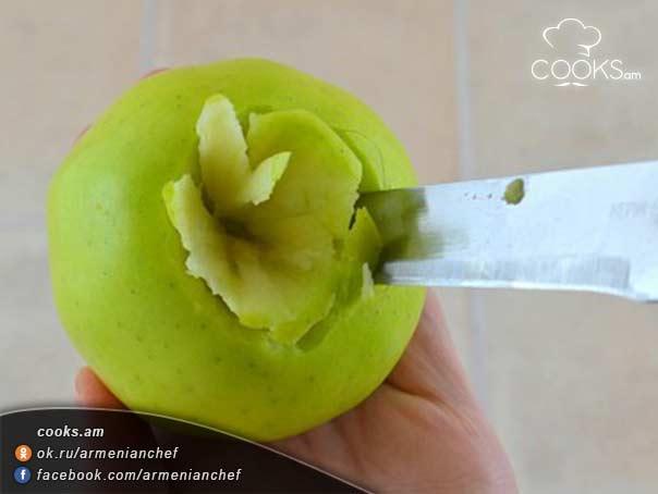Լցոնած-խնձոր-5