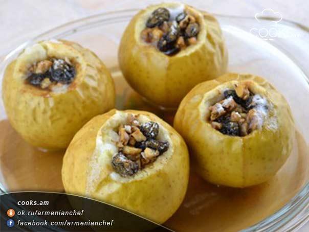 Լցոնած-խնձոր-9