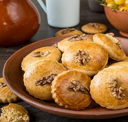 Մեղրով-թխվածքաբլիթներ-1