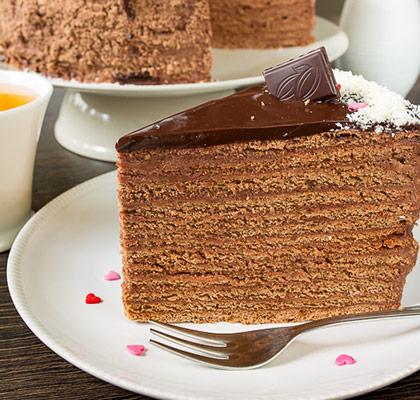 Շոկոլադե-տորթ-