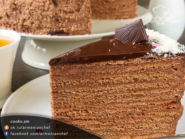 Շոկոլադե-տորթ--11
