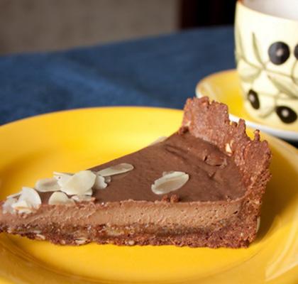 Շոկոլադե-տարտ-1