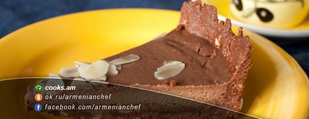 Շոկոլադե-տարտ-2