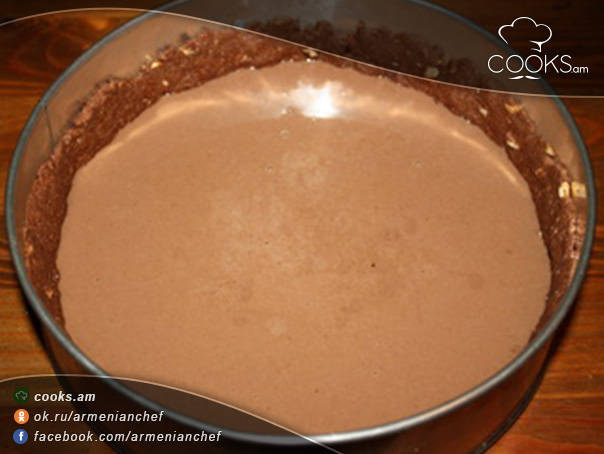 Շոկոլադե-տարտ-7