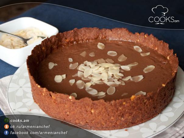 Շոկոլադե-տարտ-8