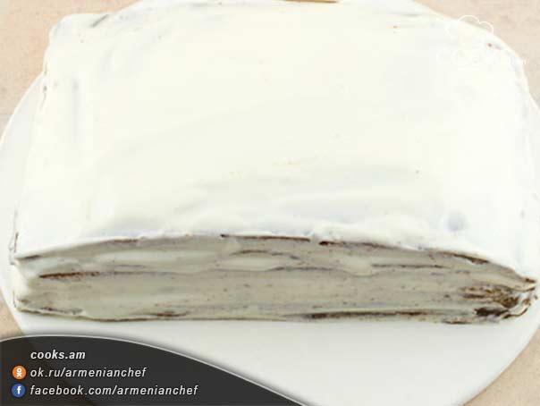 Շոկոլադով-ու-մեղրով-տորթ-12