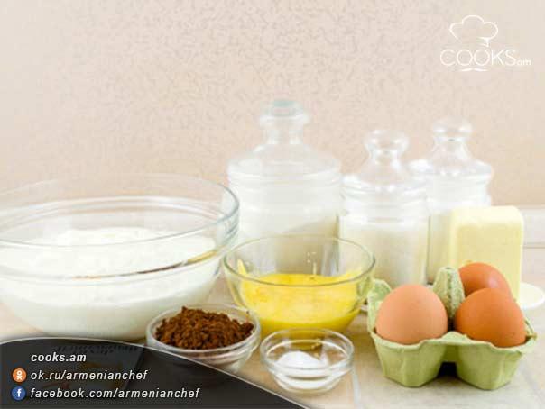 Շոկոլադով-ու-մեղրով-տորթ-3