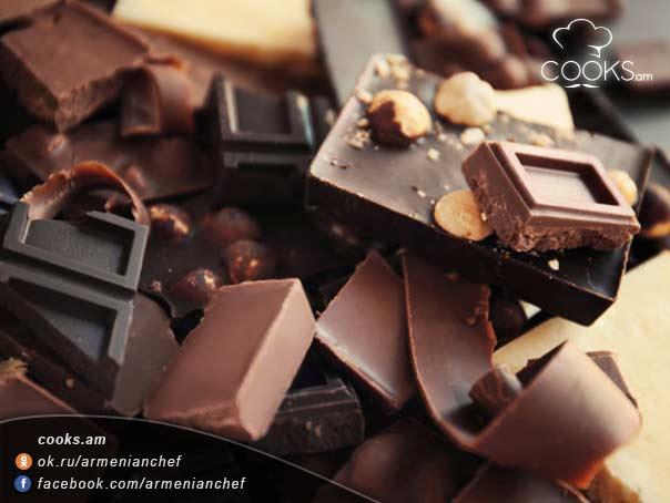 Շոկոլադ-3