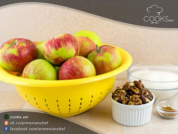Խնձորով-դեսերտ-3