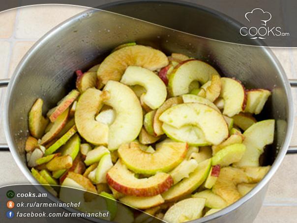 Խնձորով-դեսերտ-4