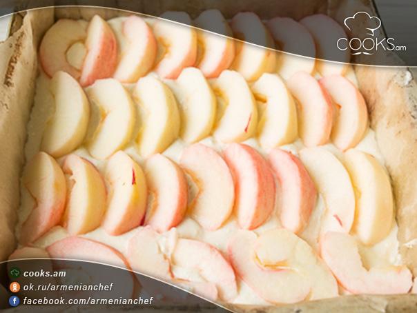Խնձորով-շոռակարկանդակ-10