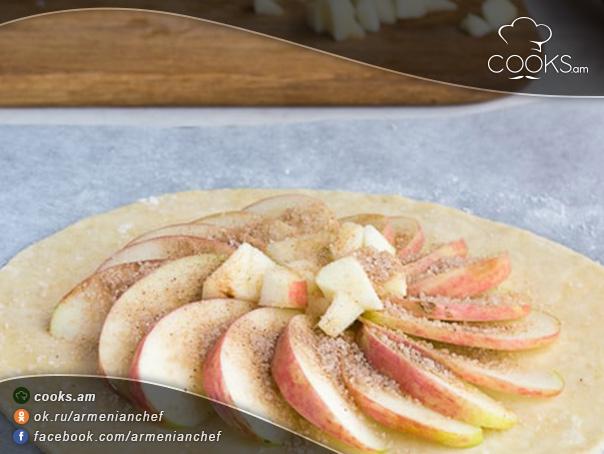 Խնձորով-գալետ-10