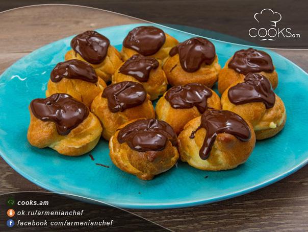 Շոկոլադե-էկլերներ-9