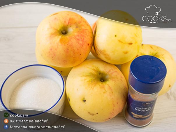 խնձորով-սոուս-3