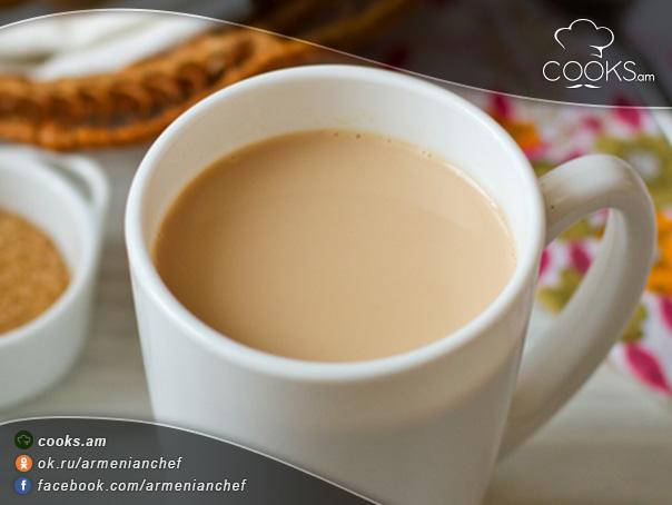 հնդկական-թեյ