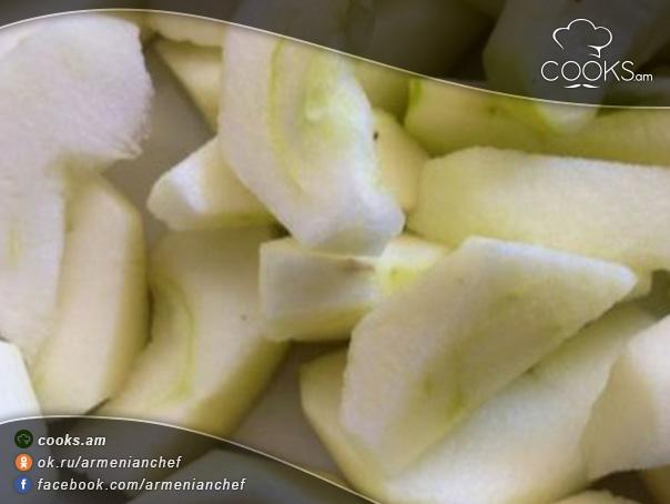 Խնձորով-սմուզի-3