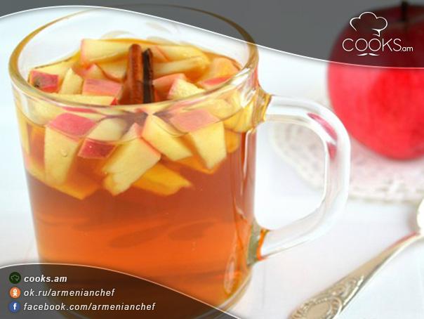 խնձորով-թեյ-7