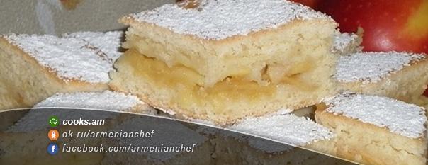 խնձորով-թխվածք-2