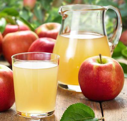 խնձորով կվաս