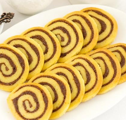 ռուլետանման-թխվածքաբլիթներ