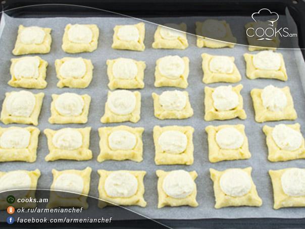 կաթնաշոռով-թխվածքաբլիթ-4