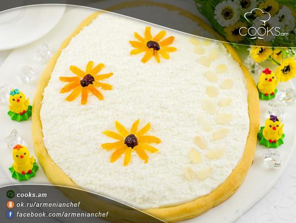 թխվածք-Զատիկի-ձու