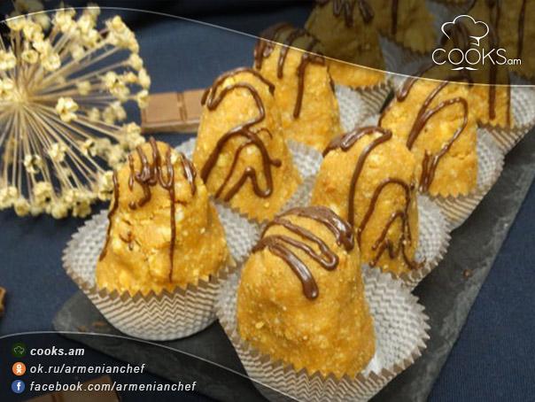 մրջնաբույն-թխվածք
