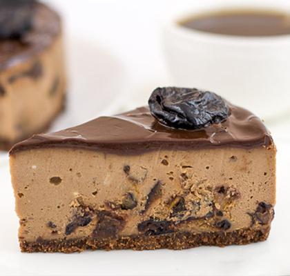 շոկոլադե-չիզքեյք