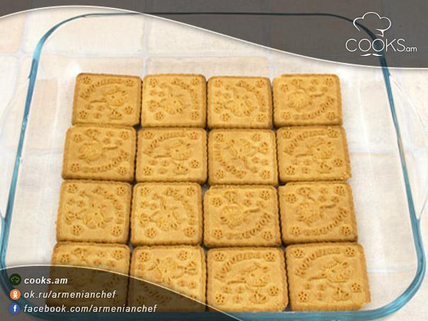 թխվածքաբլիթներով-չիզքեյք